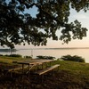 Enjoy a picnic with a terrific view of Lake Murray during a trip to Lake Murray State Park in Ardmore.
