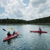 Renting canoes or kayaks at Lake Murray is a popular way to have fun and experience the beauty of Lake Murray State Park.