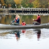 Canoes, kayaks and paddle boats are all available for rent at Beavers Bend State Park.