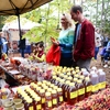 Beavers Bend State Park welcomes local vendors with homemade products to the park during the annual Beavers Bend Folk Festival & Craft Show.