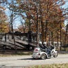 Natural Falls State Park has 44 RV sites with all of the hook ups and other accommodations you need to make your trip fun and comfortable.