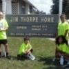 Bring the kids on over to Yale to learn more about athlete Jim Thorpe and his time spent in Oklahoma.