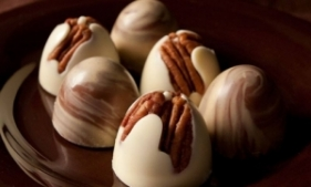 Display your passionate feelings with chocolates like dome truffles from Glacier Confection in Tulsa.