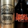 Get your growler filled at the Iron Monk Brewing Company Taproom.