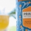 Prairie Apricot Funk is a farmhouse-style sour ale aged on apricots.