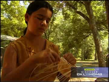 The Cherokee Heritage Center includes a recreated ancient village tour
