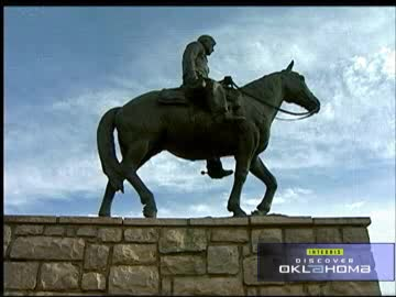 The Will Rogers Memorial in Claremore honors Oklahoma's favorite son.