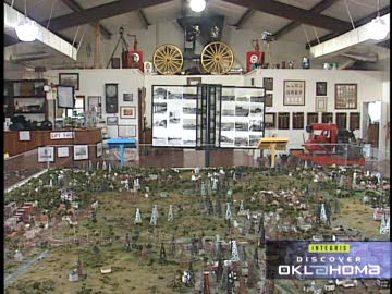 The Oklahoma Oil Museum celebrates the impact of oil on Oklahoma.