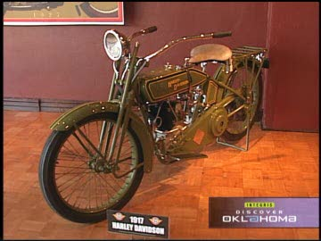 Motorcycle enthusiasts flock to the Vintage Iron Motorcycle Museum.