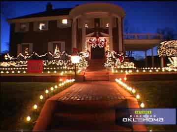 The Holiday Home Tour in El Reno signals the beginning of the season.