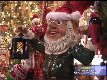 North Pole City has been keeping Christmas alive in OKC for 20 years.