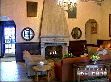 This video highlights three romantic places to stay in Oklahoma.