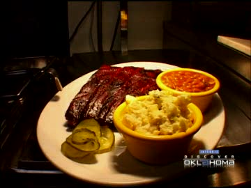 Hickory House serves up delicious barbecue on Route 66 in Sapulpa.