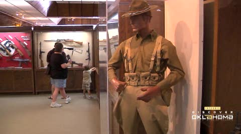 The 45th Infantry Museum in OKC honors the highly decorated unit.
