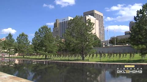 The OKC National Memorial Museum chronicles the OKC bombing.