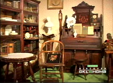 The Sheerar Museum in Stillwater houses nostalgic collections.