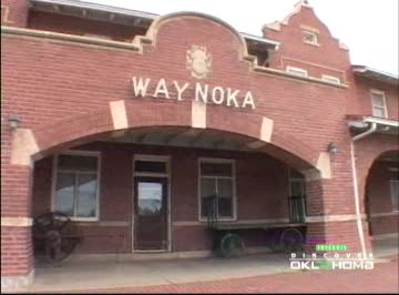 Waynoka has deep roots in railroad history and many unique diversions.