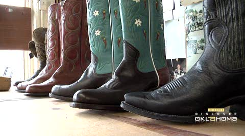 Blucher Boots is the oldest custom-order boot company in the U.S.