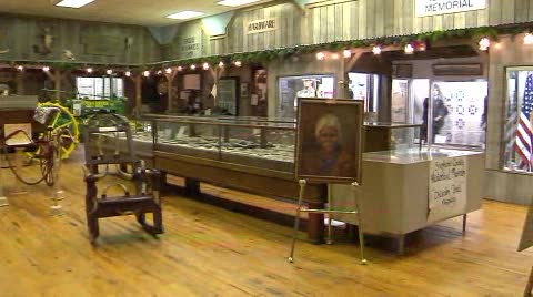Visit two local history museums in charming Oklahoma towns.