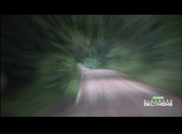 Get out on the backroads near Peoria, OK to experience the spook light