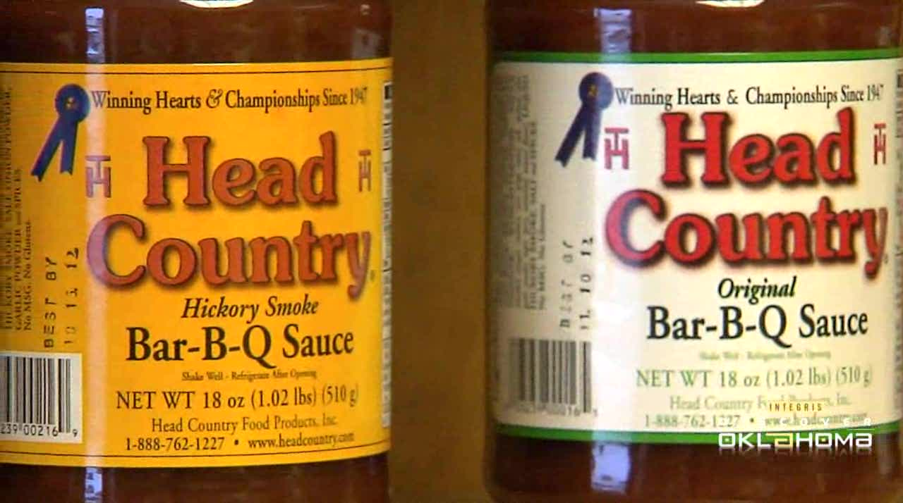 Try Head Country Bar-B-Q Sauce and you'll be hooked for good.