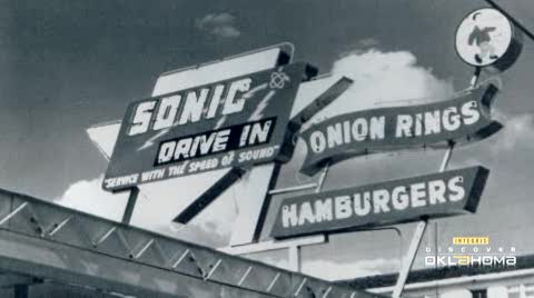 Shawnee, Oklahoma is the hometown of Sonic Drive-Ins.