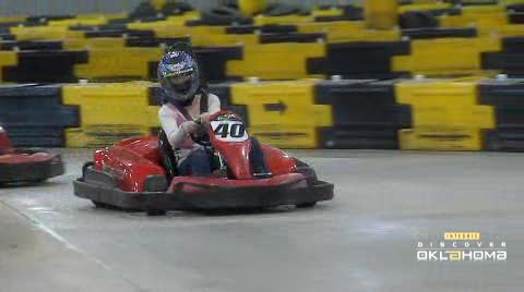 Try your hand at racing the nation's fastest indoor rental karts.