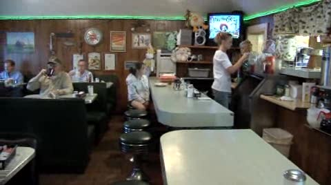Dot's Cafe is Claremore's oldest cafe and a favorite local hangout.