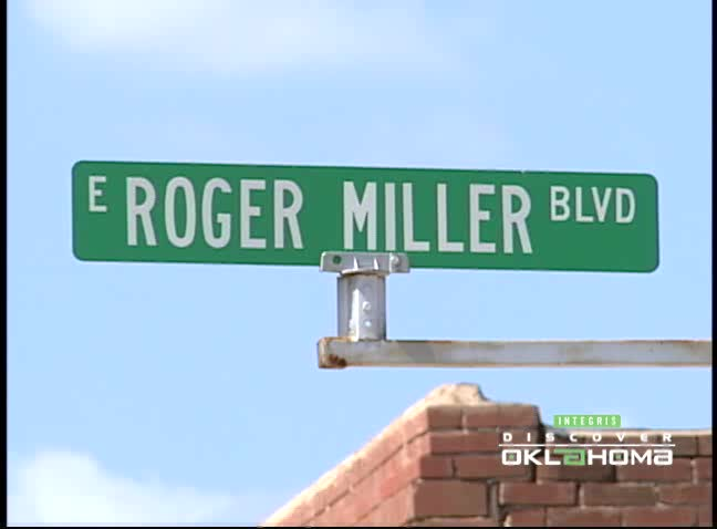 King of the Road, Roger Miller, was raised in Erick, Oklahoma.