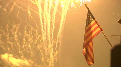 Enjoy July 4th Celebrations on Grand Lake in Oklahoma.