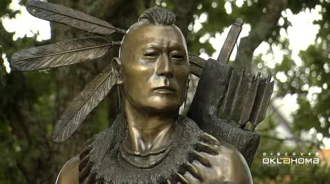 Celebrate the culture and history of the Chickasaw people.