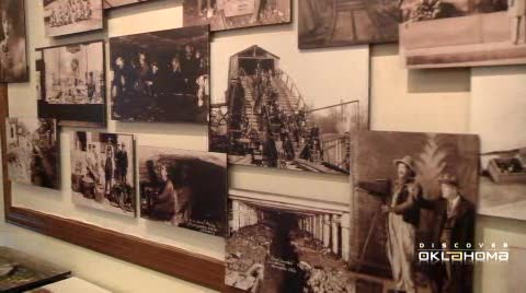 Discover the local history of Henryetta, Oklahoma in this museum.