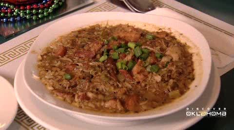 Visit the Bayou Grill in Edmond for great Creole cuisine.