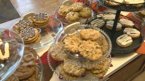 Barbee Cookies in Tulsa offers delicious, homemade sweet treats.