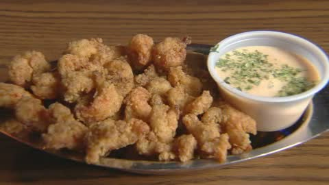 Head to Warehouse Willy's in Poteau for food with a Cajun twist.