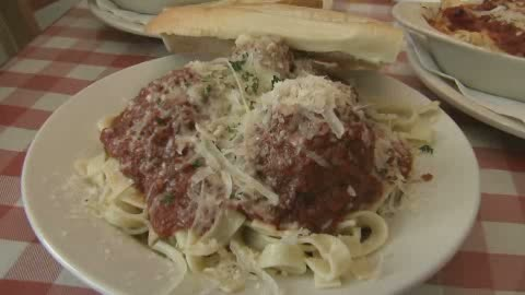 Gaberino's offers traditional Italian favorites from family recipes.