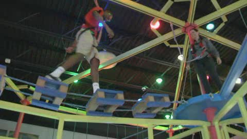 Play laser tag, arcade games and miniature golf at HeyDay in Norman.