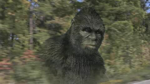 In southeast Oklahoma you may encounter the legendary bigfoot.