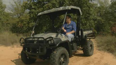 Visit the ATV/ORV area at Lake Murray State Park in Ardmore.