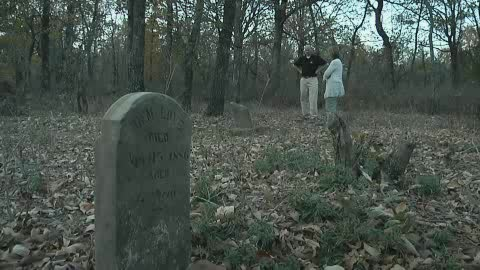 A Civil War battlefield in Checotah tells of an exciting exchange.
