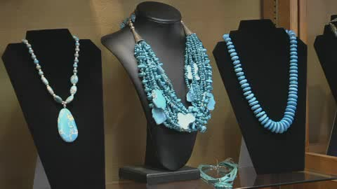 Get one-of-a-kind jewelry at Silver Leaf Gems in Edmond.