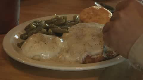 Taste meals just like your grandma used to make at the Hen House Cafe.