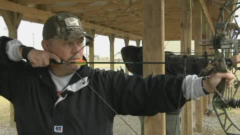 Learn about archery and how to shoot a bow at the Coweta Archery Park.