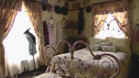 The beautiful Stone Lion Inn is a popular bed & breakfast in Guthrie.