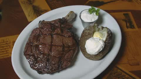 The Spudder in Tulsa is big on perfectly cooked steaks and history.