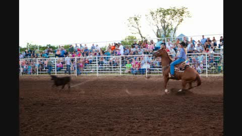 The Fairview Wrangler Rodeo has been a community event for 50 years.