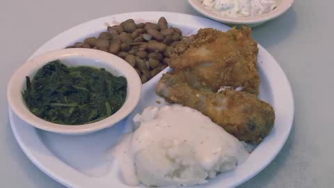 Serving three meals a day, the PollyAnna Cafe is a Woodward staple.