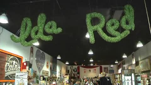 Ida Red Boutique in Tulsa has quirky gifts and Oklahoma made products.