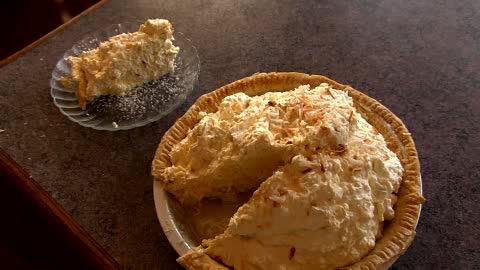 Regulars to Othello's in Edmond don't leave without a piece of pie.