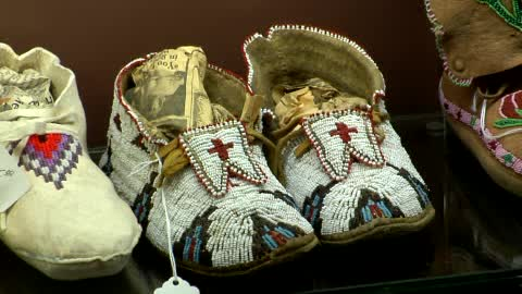 Lyon's Indian Store carries all things Oklahoma and Native American.